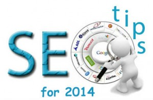 SEO tips for 2014